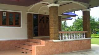 getlinkyoutube.com-แบบ บ้านทรงไทย ราคา ถูก แบบบ้านปูนชั้นเดียวราคาถูก