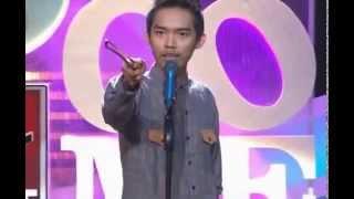 getlinkyoutube.com-Dodit Standup Comedi Season 4 Show 2 (Musik Pemilu Metalica VS Bang Roma)