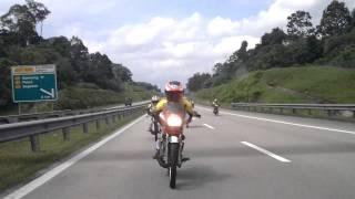 konvoi cherating by sofea racing 01