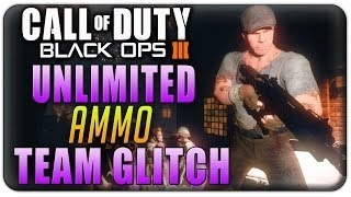 "getlinkyoutube.com-Black Ops 3 Zombie Glitches - ""Shadows of Evil Unlimited HVK Ammo Glitch"" - BO3 Glitches"
