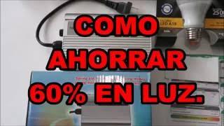getlinkyoutube.com-►AHORRA 60% EN RECIBO DE LA LUZ, TRUCO LEGAL Y RAPIDO, *RESULTADOS*