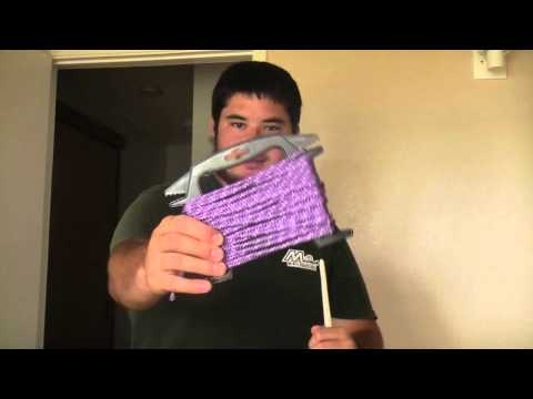 How to Make a Hunger Games District 12 Bow with PVC Pipe Part 3