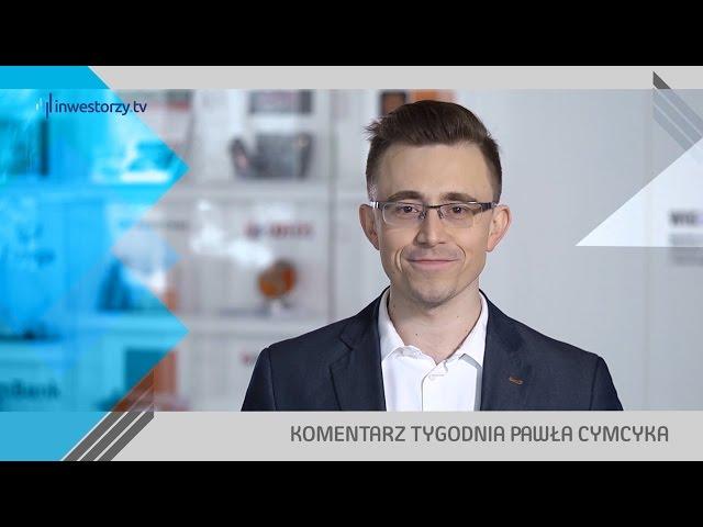 Paweł Cymcyk, #47 KOMENTARZ TYGODNIA (02.12.2016)