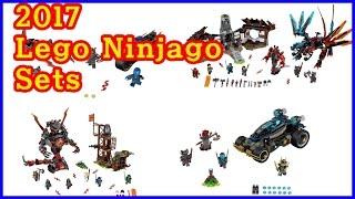 getlinkyoutube.com-2017 ninjao set images 2017닌자고 셋트 레고닌자고2017