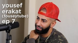 yousef erakat (fouseytube) opens up about faking pranks | ep 7
