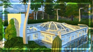 getlinkyoutube.com-The Sims 4 | Speed Build | Underwater House