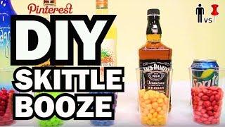 getlinkyoutube.com-DIY Skittles Booze - Man Vs.Pin #27