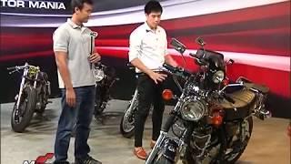 getlinkyoutube.com-Motor Mania sr400 thailand