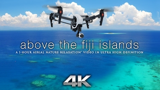 getlinkyoutube.com-1 HOUR of 4K FIJI DRONE FOOTAGE Nature Relaxation™ Aerial Chillout Video w/ Music DJI Inspire1 X5
