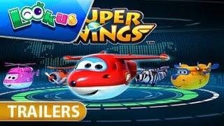 getlinkyoutube.com-【Official】Super Wings _Trailer 03