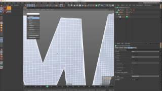 getlinkyoutube.com-Cinema 4D R16 -  Polygon Pen in Action