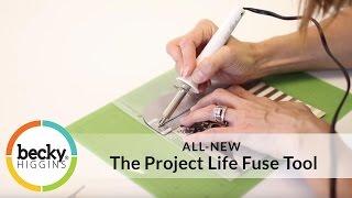 getlinkyoutube.com-Project Life® Fuse - Pocket Scrapbooking Fuse Tool