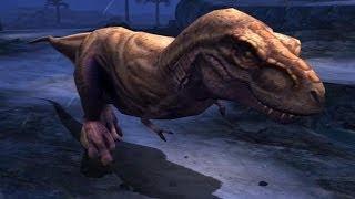 getlinkyoutube.com-Dino Hunter: Deadly Shores - Kill Tyrannos