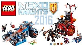 getlinkyoutube.com-Official LEGO Nexo Knights Set Images!