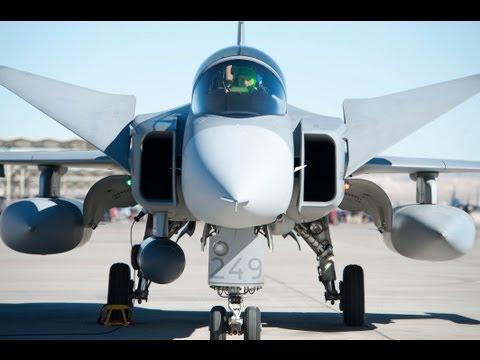 Gripen NG  (Sukhoi Su-35 Hunter Killer) Saab JAS 39