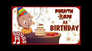 getlinkyoutube.com-Mighty Raju ka Birthday | Musical Compilation