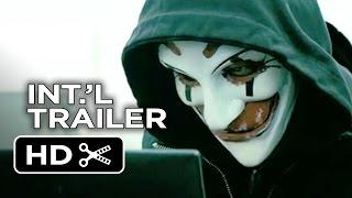 Who Am I - No System Is Safe Official Trailer #1 (2014) - Tom Schilling Thriller HD