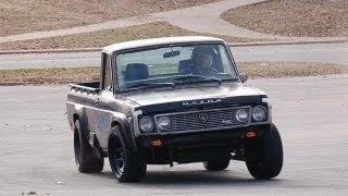 1974 Mazda REPU Rotary Powered Truck 12a  autox