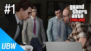 getlinkyoutube.com-GTA 5 다섯번째 습격:퍼시픽 스탠다드 은행 #1편 - GTA 5 Heists Funny Moments: The Pacific Standard BANK #1