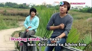 getlinkyoutube.com-[karaoke] Miền tây quê tôi (full beat) HD 1080p - YouTube