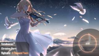 getlinkyoutube.com-Nightcore - A Thousand Years