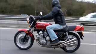 getlinkyoutube.com-Honda CBX 1000 on the move