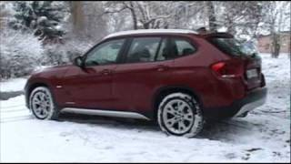 getlinkyoutube.com-BMW X1 test