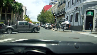 getlinkyoutube.com-Isla grande to Viejo San Juan Puerto Rico Driving