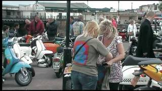 Isle of Wight Scooter Rally 2011