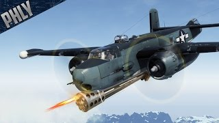 getlinkyoutube.com-A-10 IN WAR THUNDER? 75mm AUTO CANNON! War Thunder Gameplay
