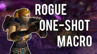 getlinkyoutube.com-Rogue One-Shot Macro - (Subtlelty Rogue PvP) Warlords of Draenor 6.1