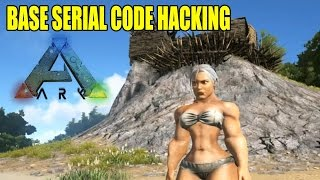 getlinkyoutube.com-Ark: Survival Evolved : Base serial code hacking randomness