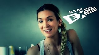 "Cornelia Ritzke: Full Day of Eating ""Stop Making Excuses"" - deutsch / english subs"