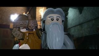 LEGO Lord of the Rings - Level 5 'The Mines of Moria' 100% Guide (All Collectibles)