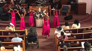 getlinkyoutube.com-Divine Praise Dancers - 120715
