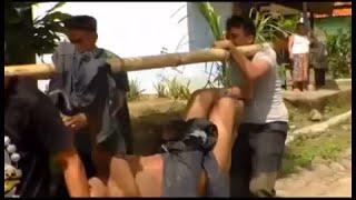 getlinkyoutube.com-Penangkapan Begal Bersenjata Api di Garut