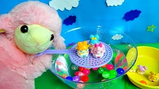 getlinkyoutube.com-ここたますくい!?ラキたま メロリー 新アニメ☆おもちゃ