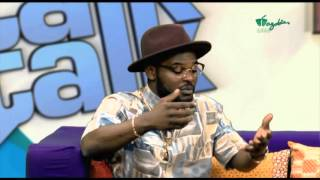 getlinkyoutube.com-TALK TALK - Falz Discuss With the Ladies About Linda Ikeji N500million Mansion (Pt.2) | Wazobia TV