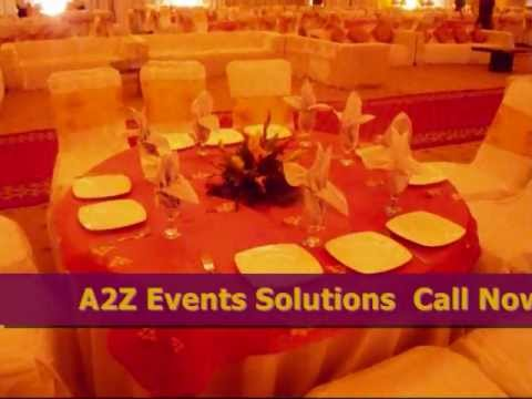 A2Z Event's Mehndi+Barat's New and Stylish Traditional Setups, Best & New Wedding's Designs by A2Z