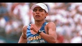 getlinkyoutube.com-Jefferson Pérez Juegos Olímpicos de Atlanta 1996 Medalla de Oro