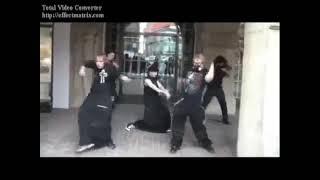 getlinkyoutube.com-Darks bailando Techno (la puta de la cabra)