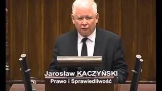 getlinkyoutube.com-Atak Kopacz na Kaczyńskiego. Kaczyński spokojnie odpowiada na ataki