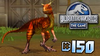 The Red Devil!! || Jurassic World - The Game - Ep 150 HD