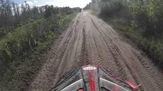 getlinkyoutube.com-Powerlines trail Holopaw, FL
