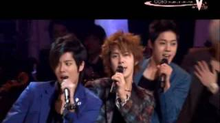 SS501 5-year Flashback - Live Mix - Love Like This