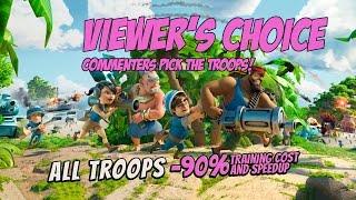 Boom Beach - Troop MANIA (View's Choice Edition)