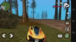 getlinkyoutube.com-Grand Theft Auto: San Andreas Mobile - Gameplay HD Xperia SP / Mod Carros