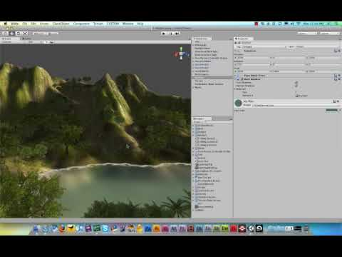 #2 Unity3D Basics Tutorial: Making a video game