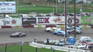 getlinkyoutube.com-2016 Rockford Speedway National Short Track Championship Super Late Model Feature Highlights