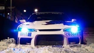Королева Дрифта - Красноярск - BTF (Queen of drift)